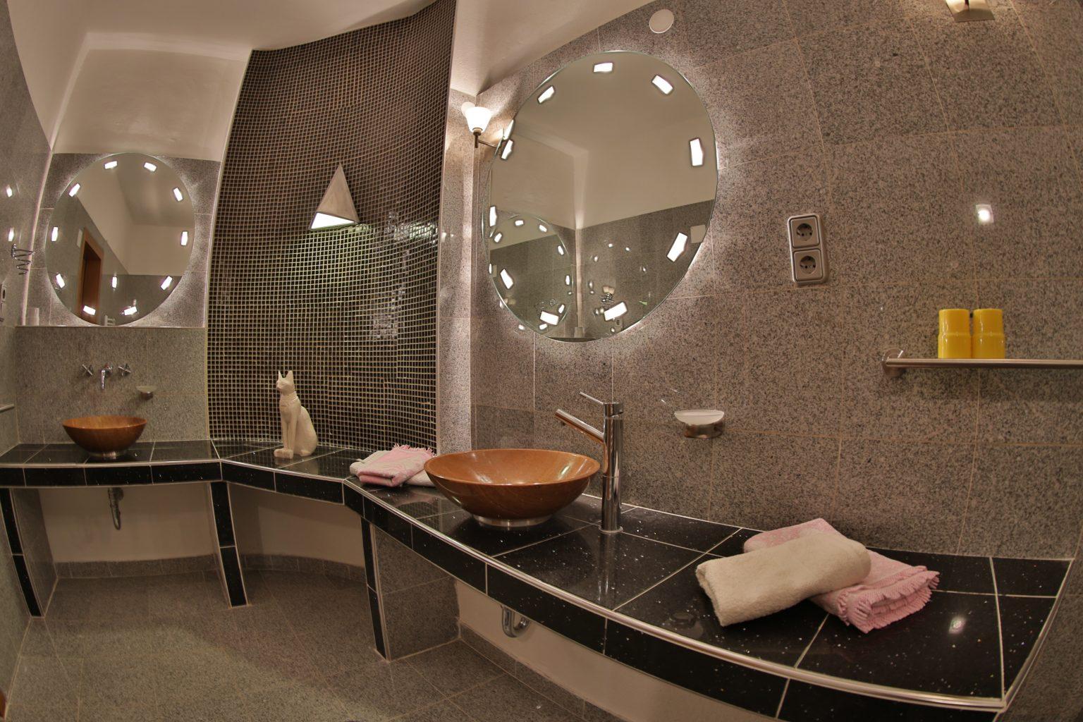 Wohlfühl-Badezimmer