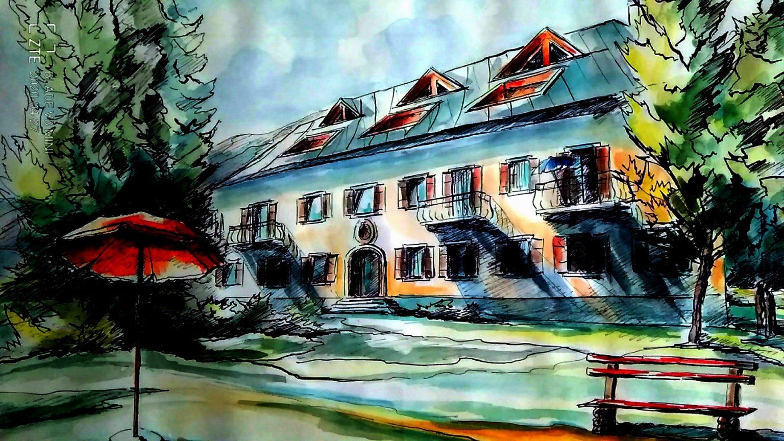 drawing-Herrenhaus-fron